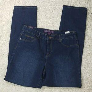 Gloria Vanderbilt Jeans - NWT Gloria Vanderbilt Sadie slim fit low rise jean
